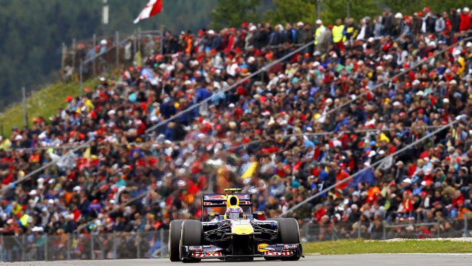 Formel 1 am Nürburgring: Immer wieder Ärger mit der Rennstrecke