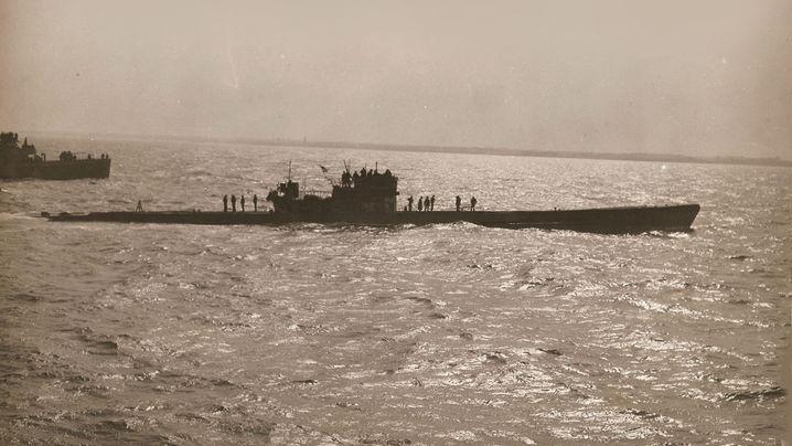 """""""Lassen Sie uns ruhig sterben"""" - U-234 auf dem Weg nach Japan"""