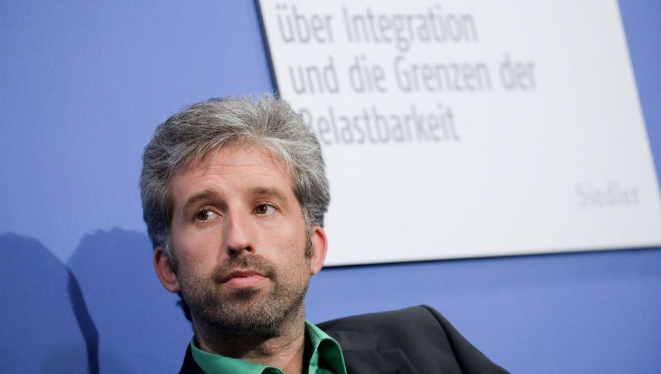 Tübingens Oberbürgermeister Boris Palmer