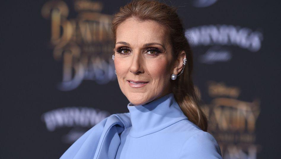 Am Anfang kein Fan ihres bekanntesten Songs: Céline Dion