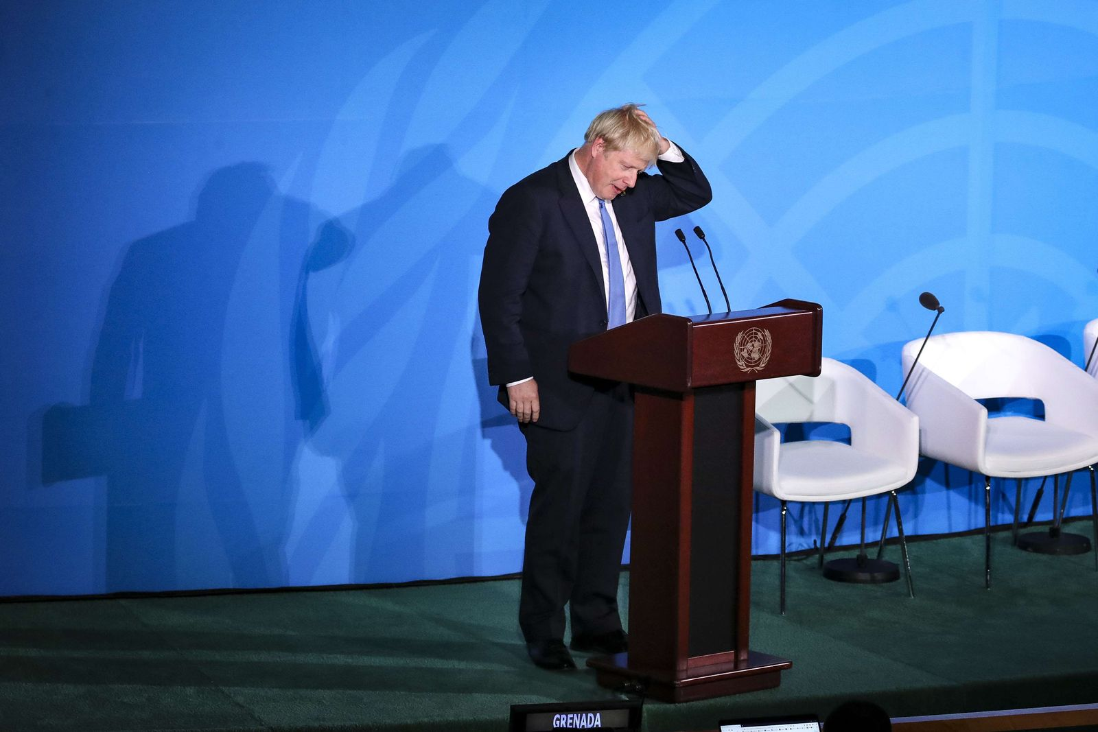 US-WORLD-LEADERS-GATHER-FOR-UNITED-NATIONS-CLIMATE-SUMMIT