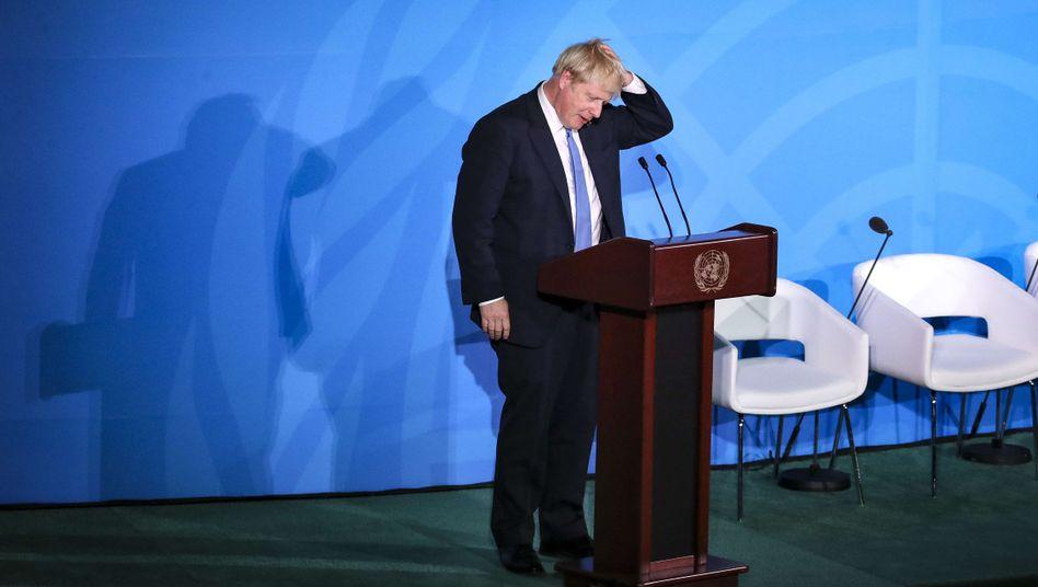 Britischer Premier Boris Johnson: Bereit, jede Regel zu brechen?