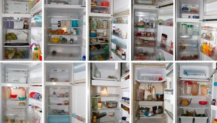 Fotostrecke: Venezuelas leere Kühlschränke
