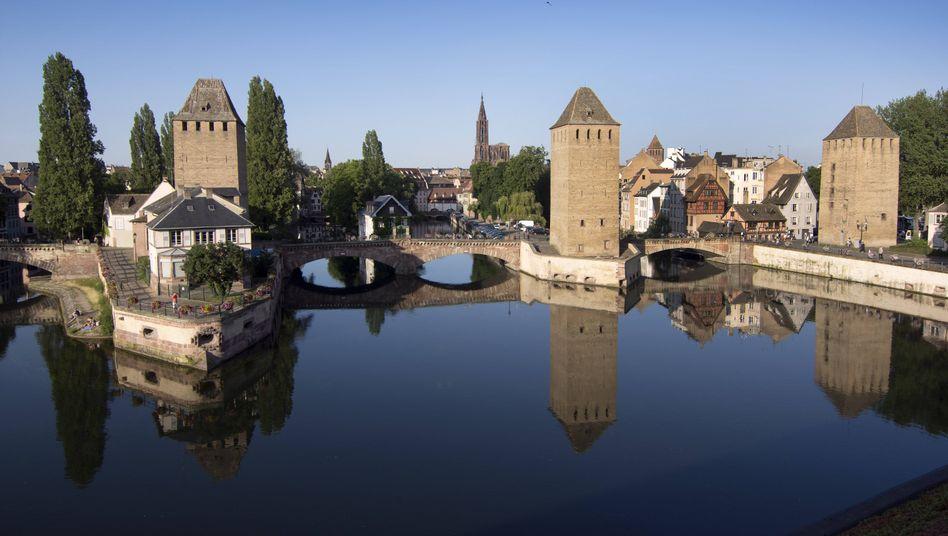 Straßburger Innenstadt (Archivbild)
