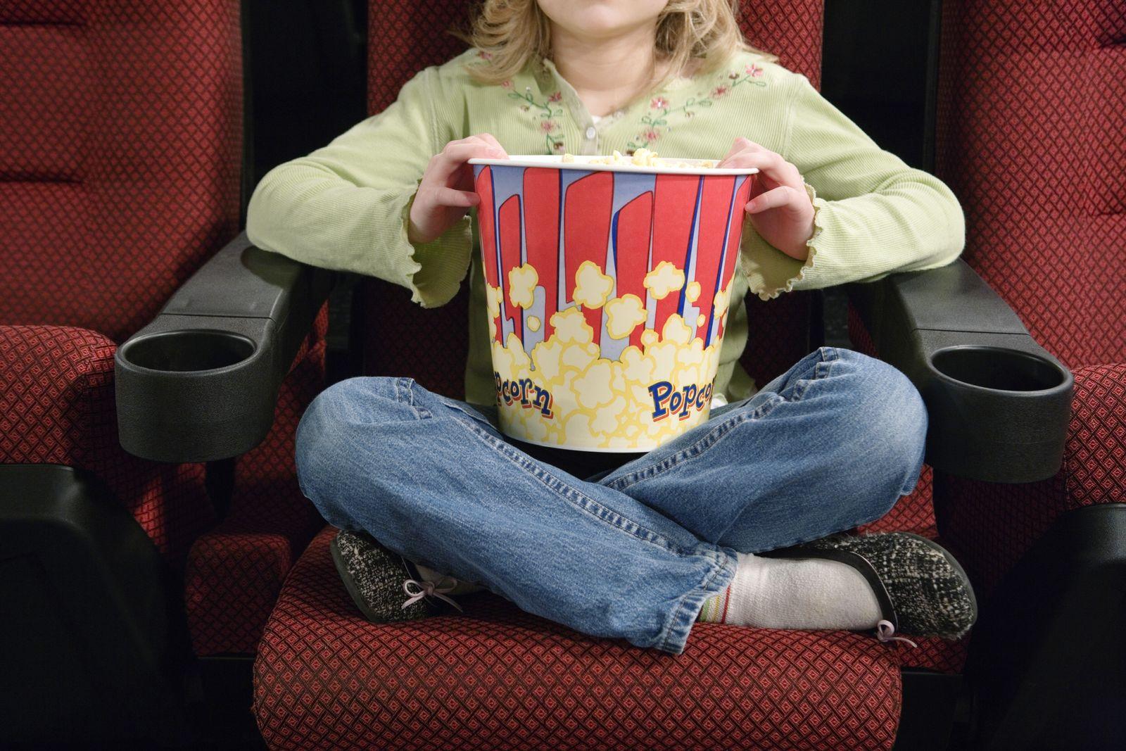 NICHT MEHR VERWENDEN! - Popcorn / Kino