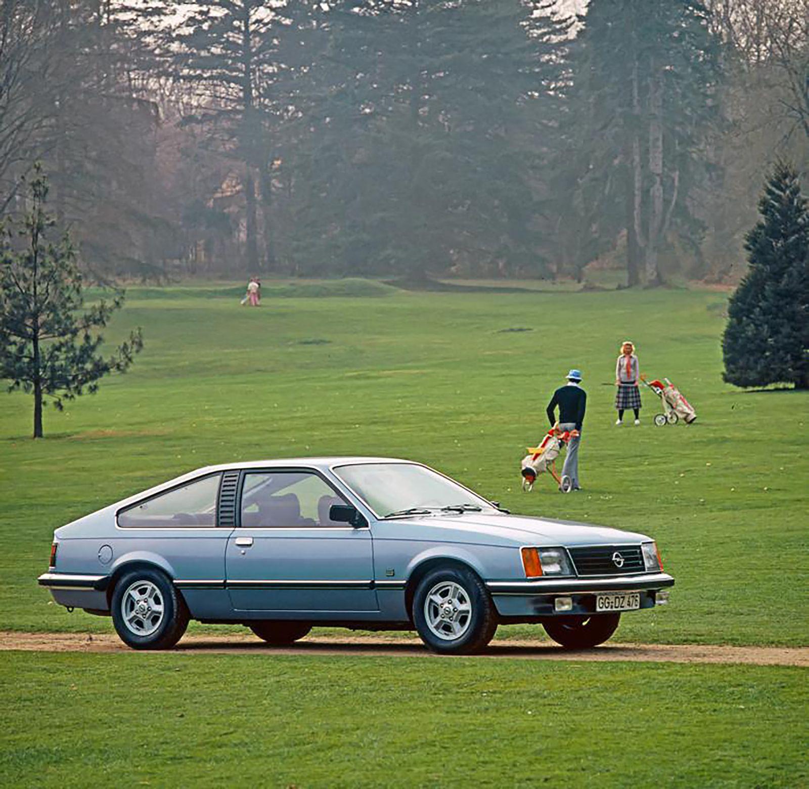 1978 Opel Monza S