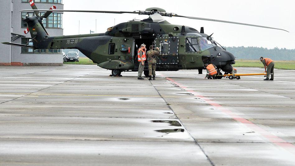 NH90-Hubschrauber (Archivbild)