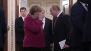 Germany Debates Halting Contentious Russian Pipeline Project