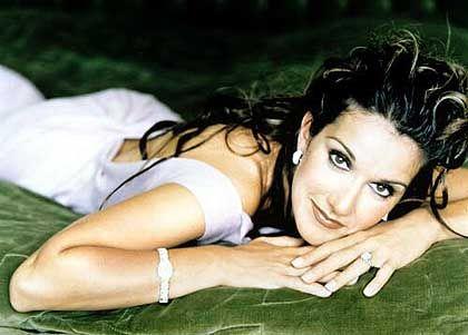 """Sängerin Céline Dion: """"Weil du mich liebtest"""""""