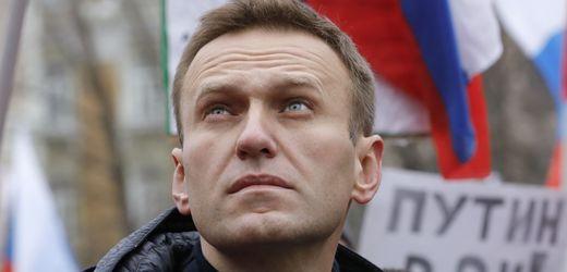 Alexej Nawalny: Wie das nachgewiesene Gift im Körper wirkt