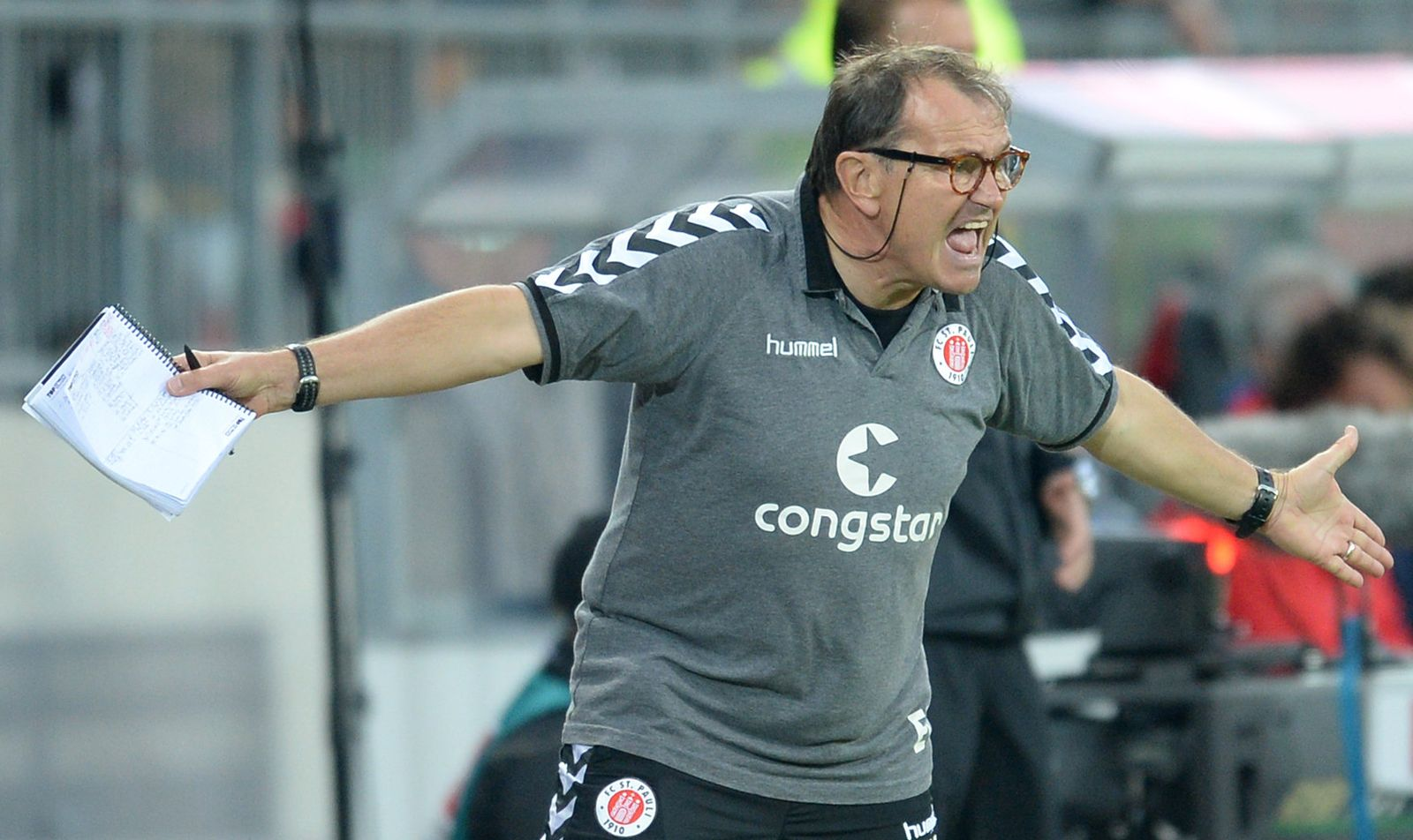 FC St. Pauli Ewald Lienen