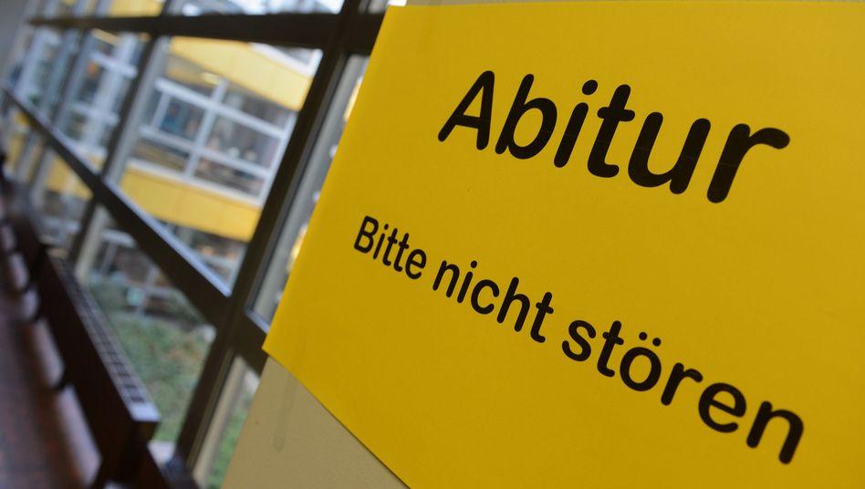 Abiturprüfung in Ravensburg: Ungestört zur Hochschulreife