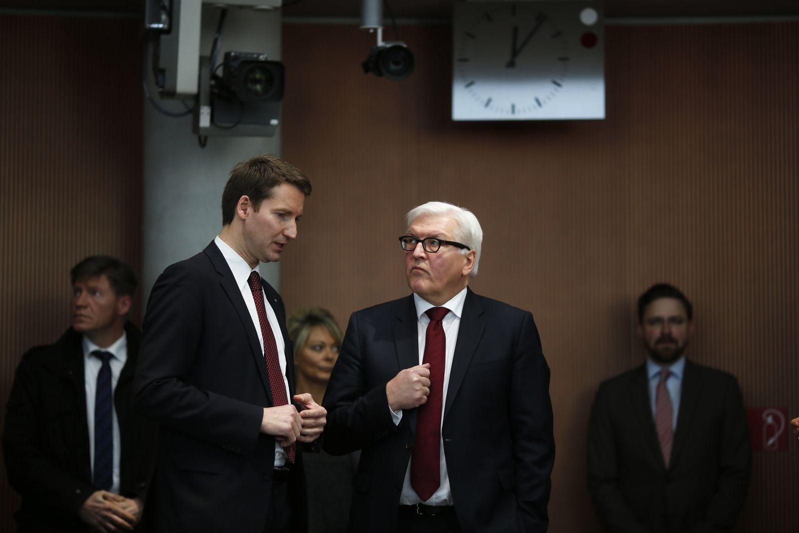 Steinmeier NSA-Ausschuss