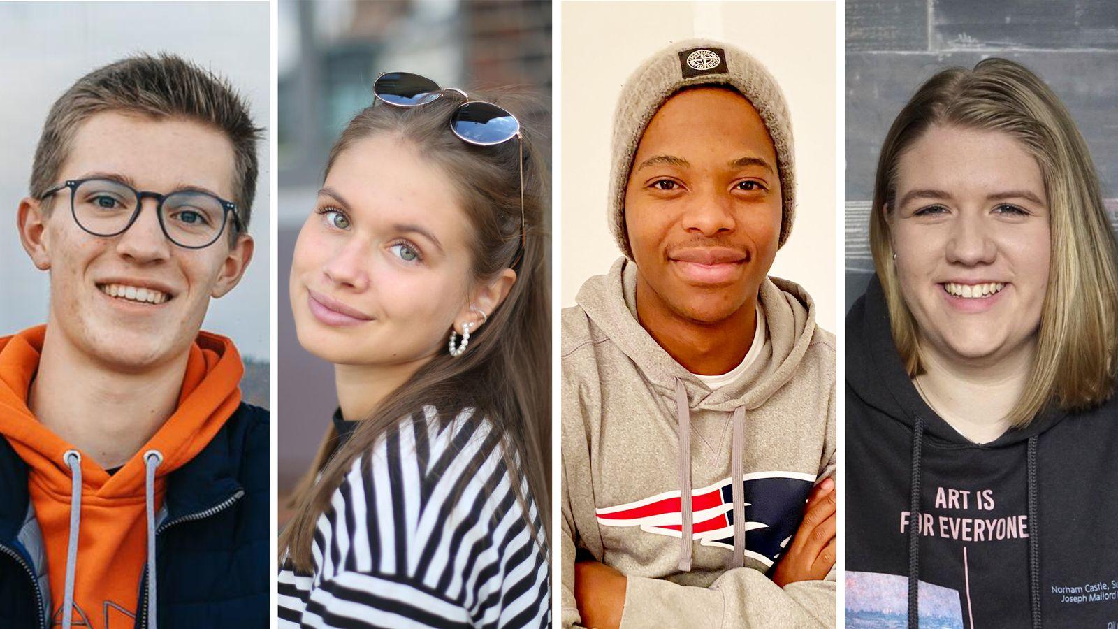 Kombo / Jahr des Lebens / Abiturienten 2020