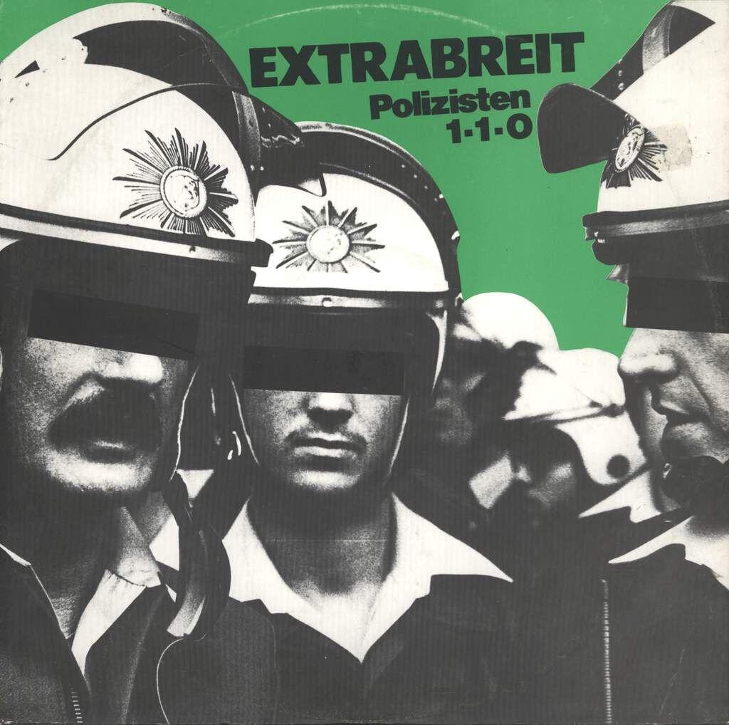 1982_Single Polizisten