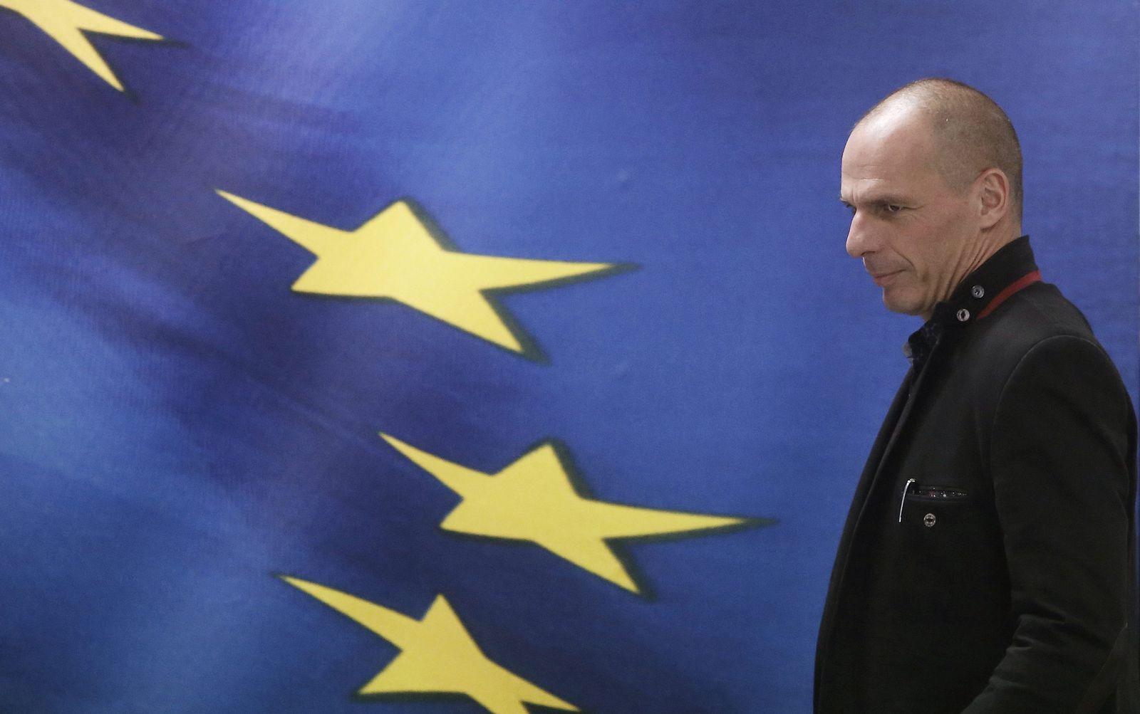 Yanis Varoufakis / Griechenland
