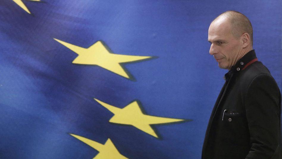Griechenlands Finanzminister Varoufakis: Bereitschaft zum Kompromiss