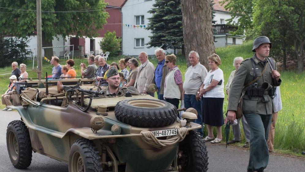 Heimatfest: Die Wehrmacht ist wieder da