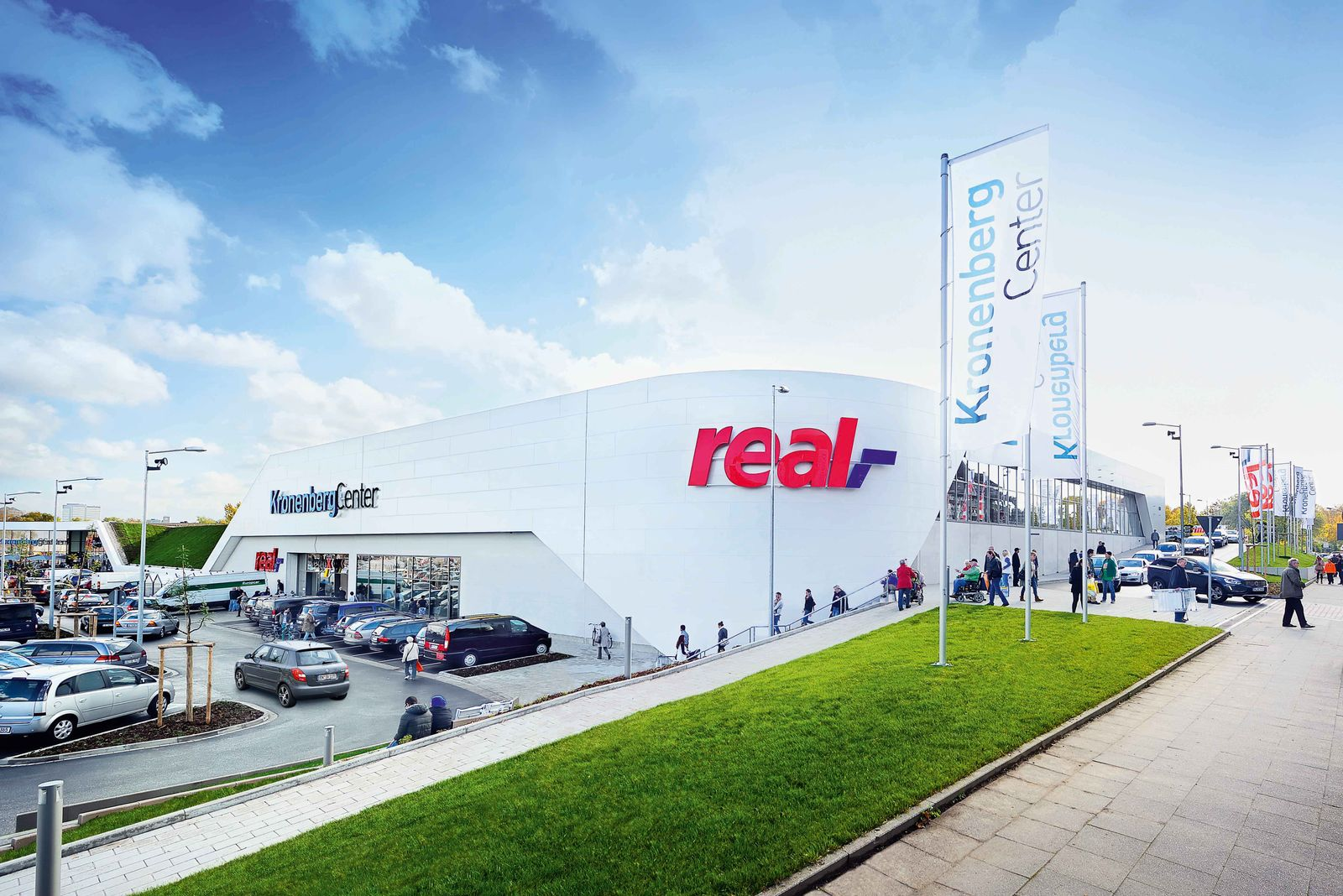 Real / Supermarkt / Lebensmittel