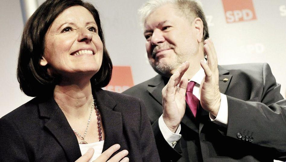 Politiker Dreyer, Beck: Verfeinertes Rücklagensystem