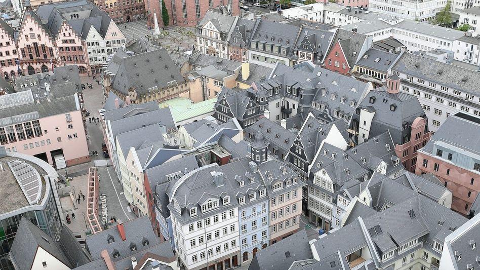 Neue Altstadt in Frankfurt am Main