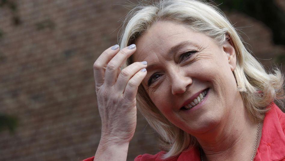 Europawahl: So verführt Marine Le Pen die Franzosen