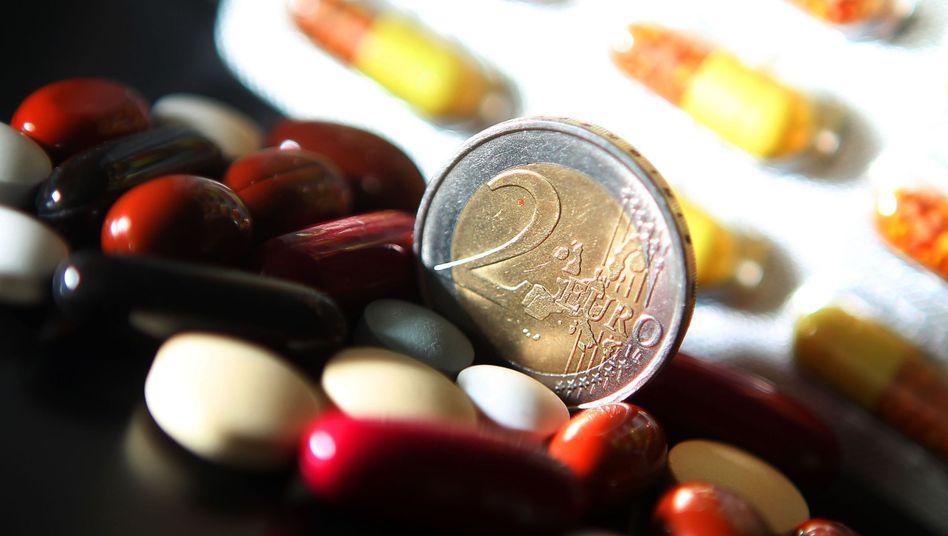 Tabletten: Geld beeinflusst medizinische Studien
