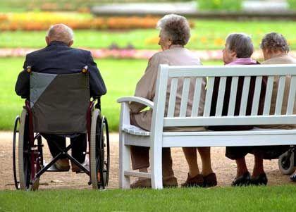 Rentner: Die eiserne Reserve könnte abgesenkt werden