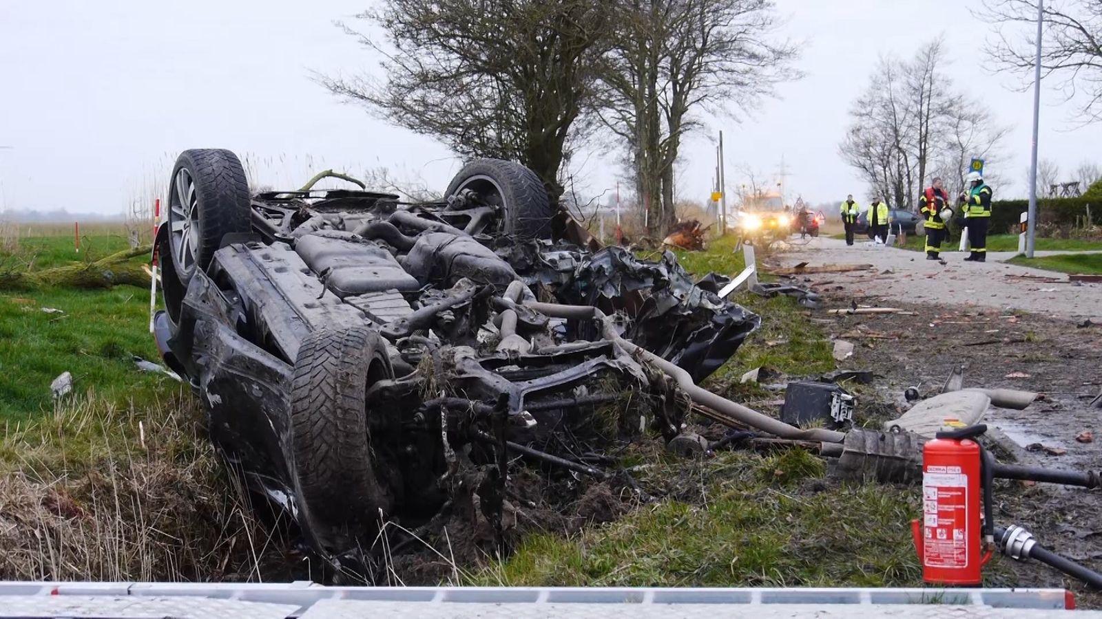 36-Jähriger stirbt bei Unfall im Landkreis Aurich