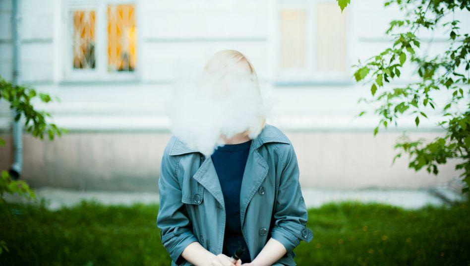 Dampf oder Rauch - was ist (un)gesünder? (Symbolbild)