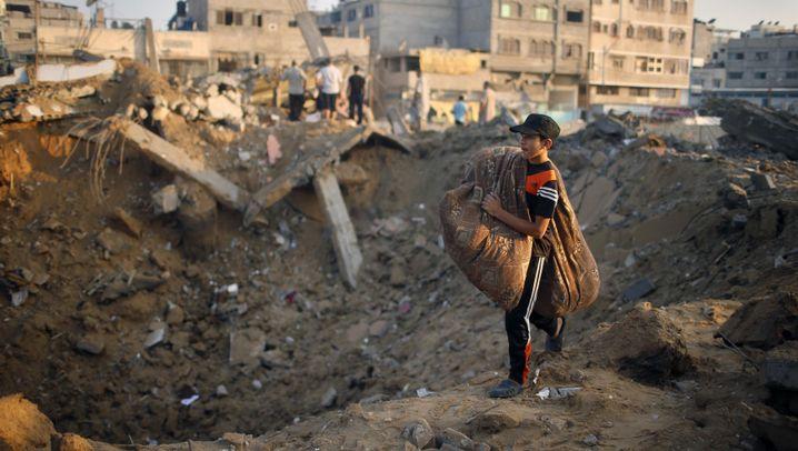 Eskalation: Raketenhagel in Nahost