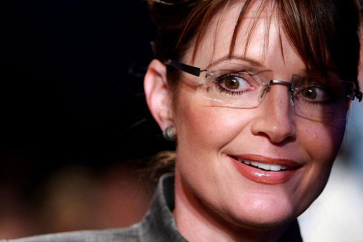 """Vize-Kandidatin Palin: """"Ich gucke mir ihre Interviews mit dem angehaltenen Atem nervöser Eltern an, meine Finger auf der Stummschaltung, falls es zu weh tut"""""""