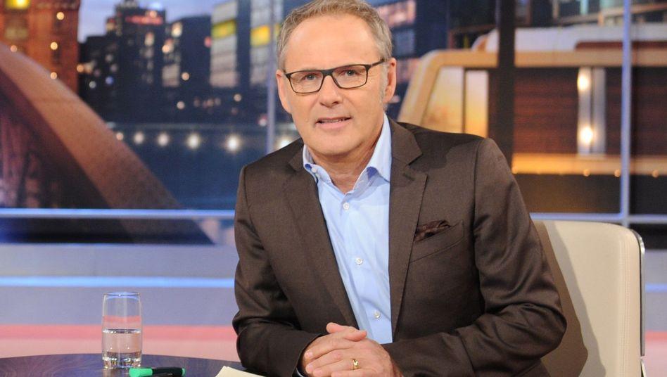 """Moderator Reinhold Beckmann: """"Lehrer am Limit""""?"""