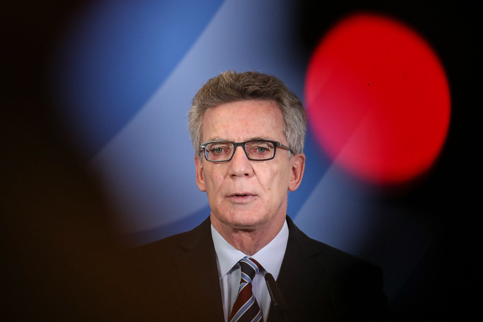 VIDEOTEASER_Bundesinnenminister Thomas de Maizière