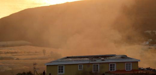Vulkanausbruch von La Palma: Lavamasse kommt der Gemeinde La Laguna bedrohlich nahe