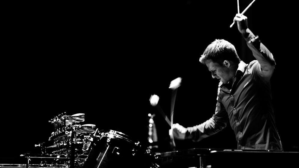 Junge Schlagzeuger: Gerassimez und Sietzen wirbeln an die Spitze