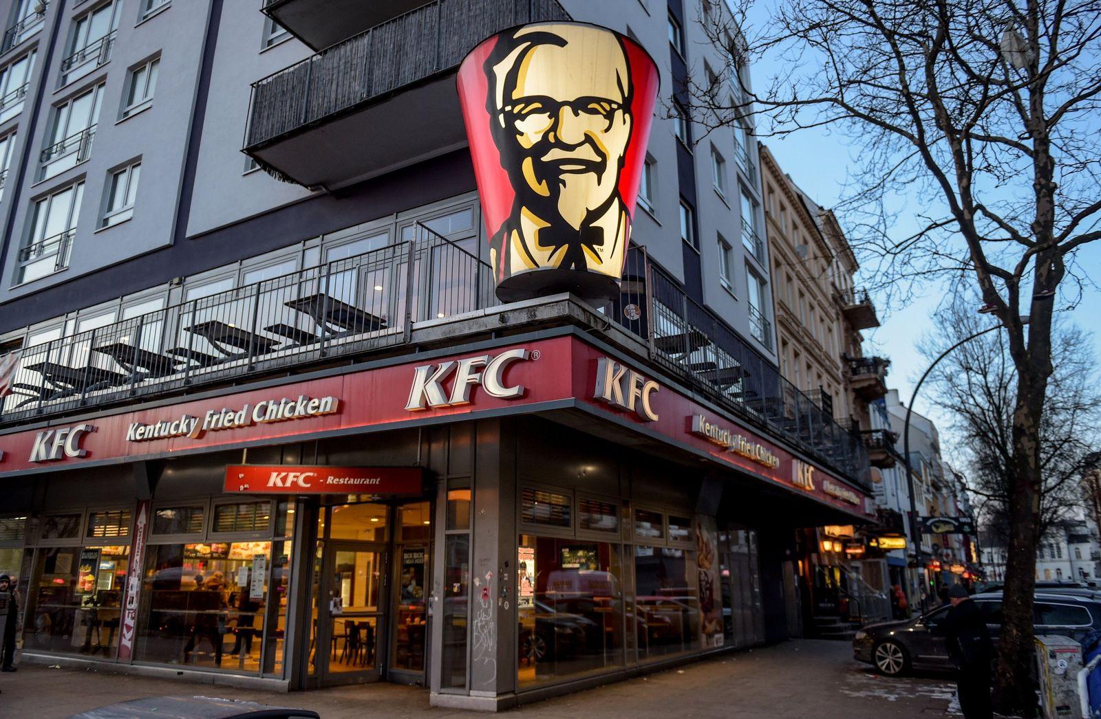 Fastfood-Kette KFC will in Deutschland expandieren