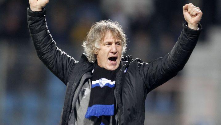 Bochum-Trainer Verbeek: Fußballlehrer mit Rebellen-Image