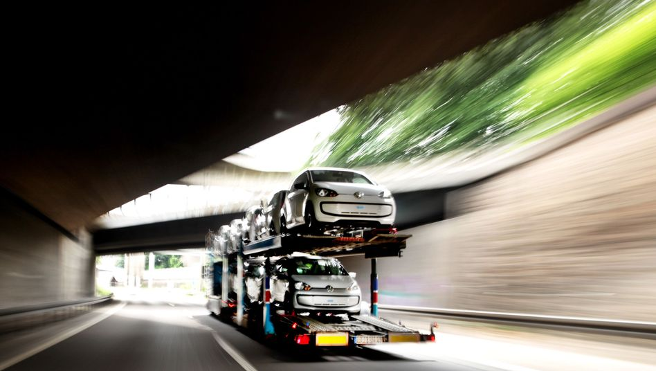 """Export von Neufahrzeugen: """"Der Aufstieg der USA ist keine Eintagsfliege"""""""