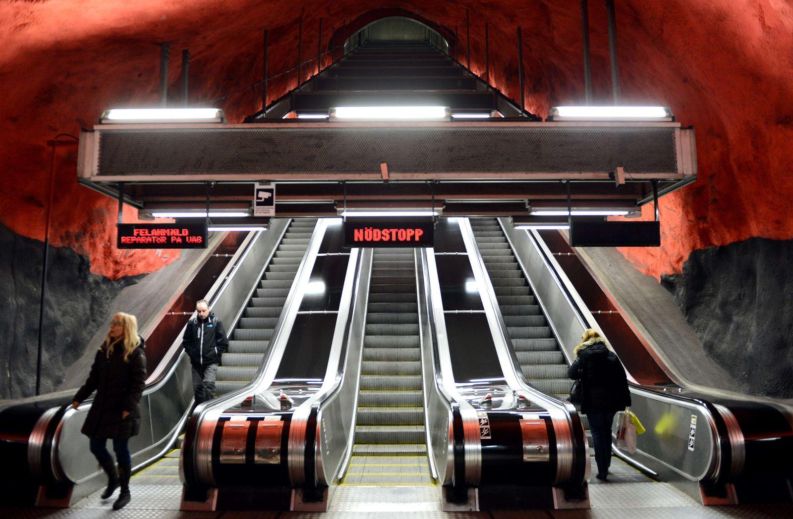 U-Bahn weltweit