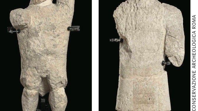 Antike Kriegerfiguren aus Sardinien