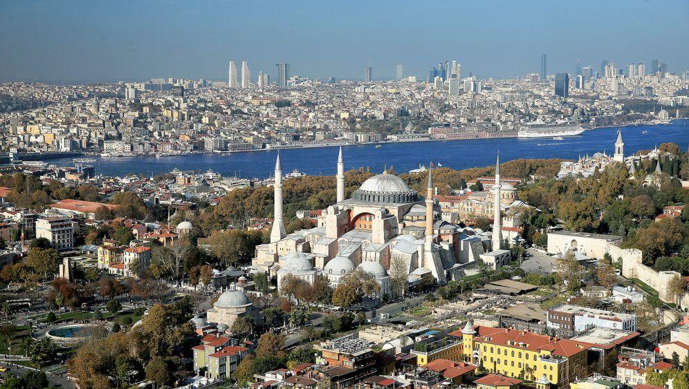 Istanbul: Gefahr aus dem Untergrund