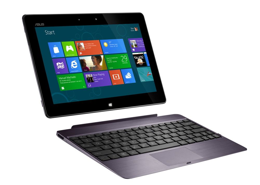 Asus / ASUS Tablet 600 (Windows RT)