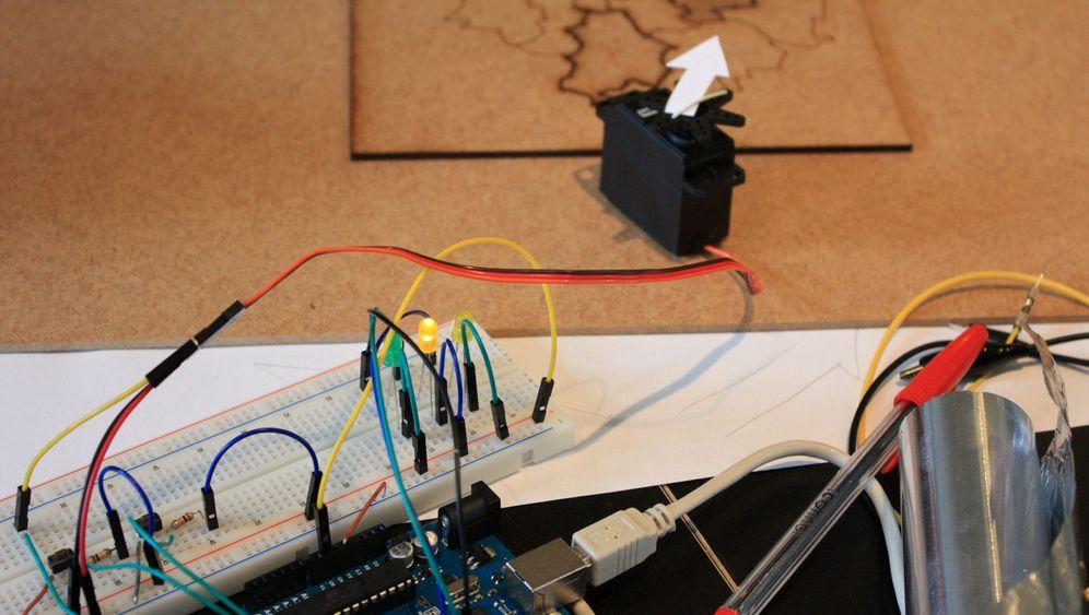 "Programmier-Nachwuchs: ""Jugend hackt"" in Berlin"