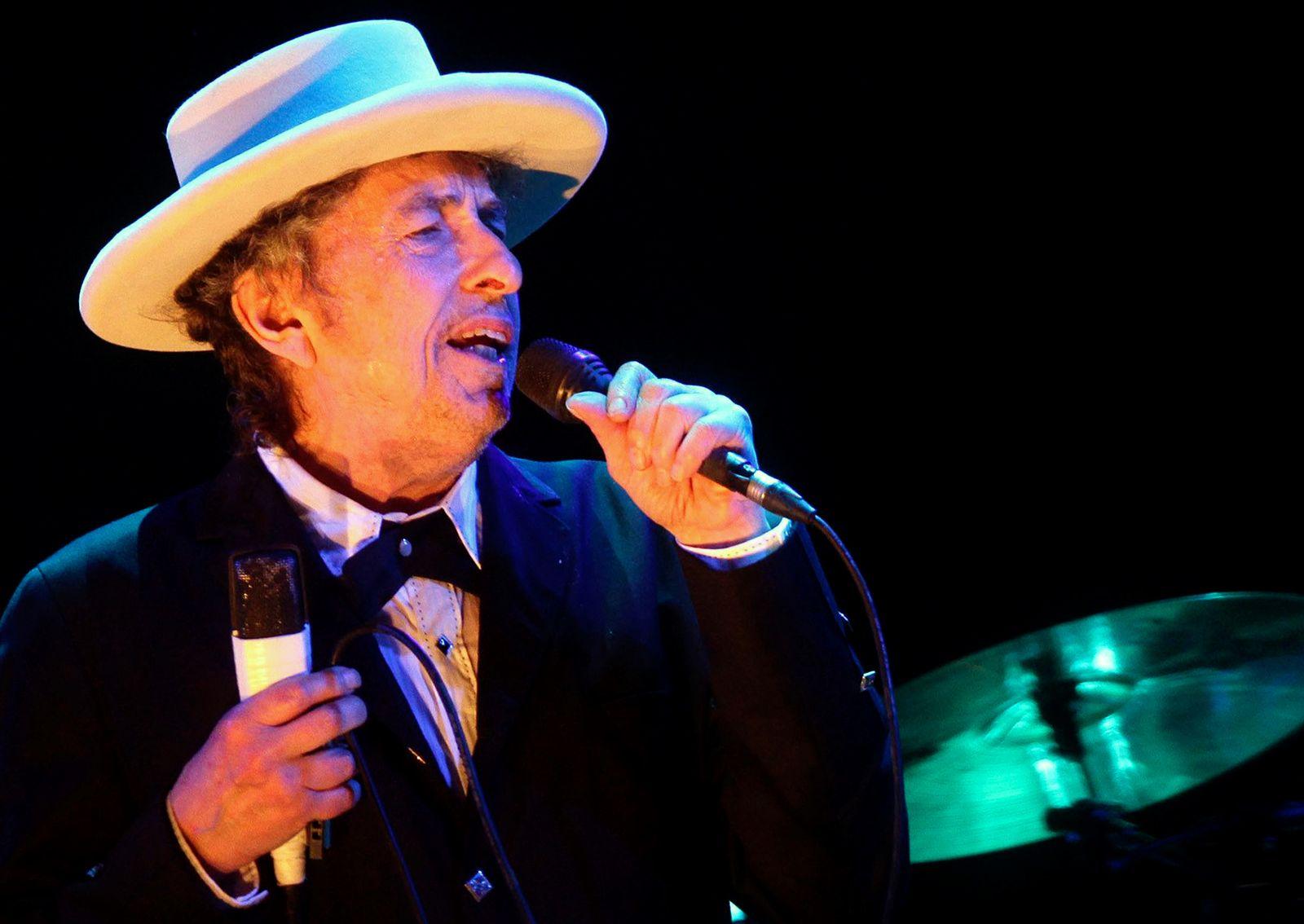 Tageskarte 07.11.14/ Pop/ Bob Dylan