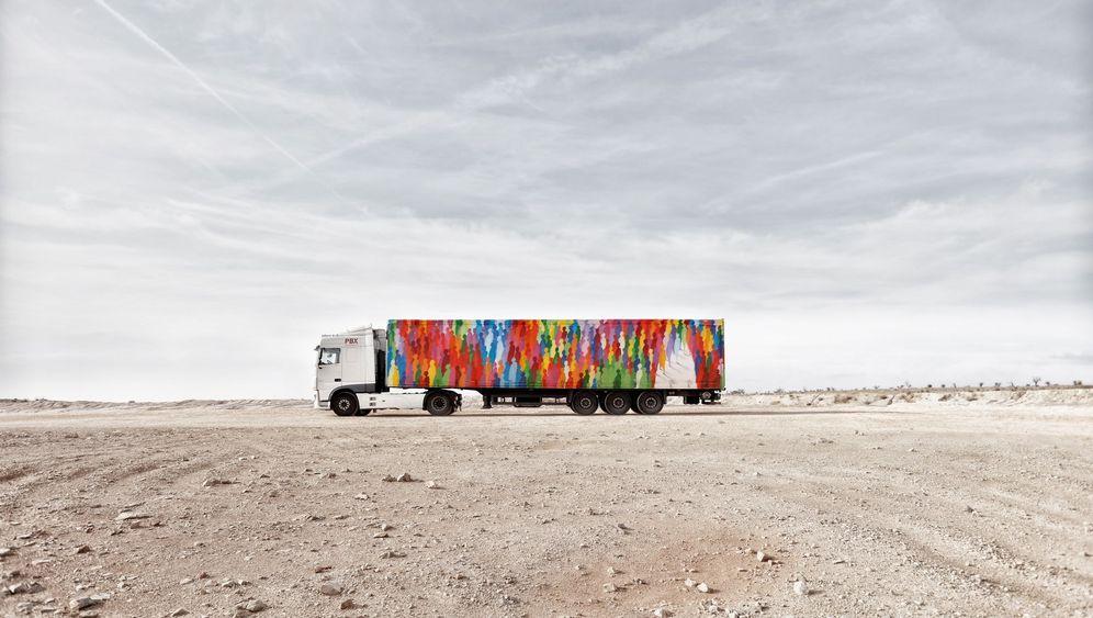 """""""Truck Art Project"""": Was fährt denn da?"""