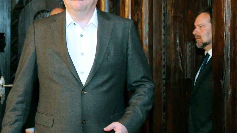 Tschechischer Premier Necas: Auf der Suche nach Mehrheiten