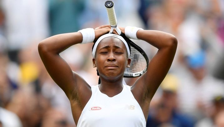 Cori Gauff vs. Venus Williams: Sieg im Generationenduell