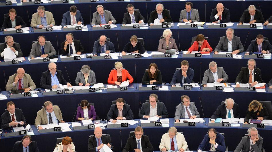 Mitglieder des Europaparlaments: Die EU braucht neue Datenschutzregeln