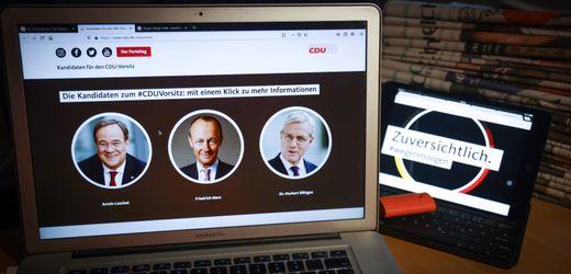 CDU meldet zahlreiche Hackerangriffe auf Parteitag